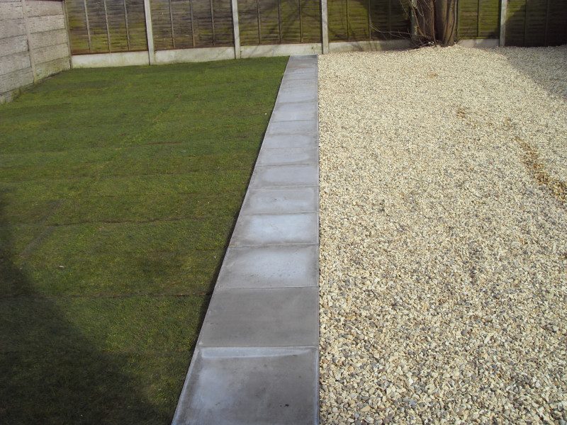 Paving Lawn and Patio